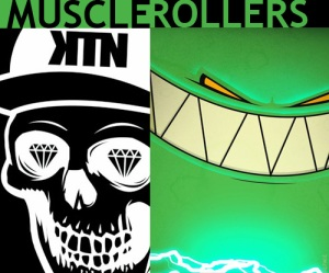 KTN+FEED ME - muscle rollers