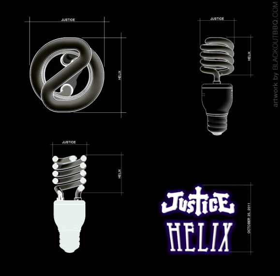 JUSTICE helix leak [Audio, Video, Disco]